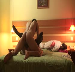 Horny Asian Escort Fucked in Hotel Room